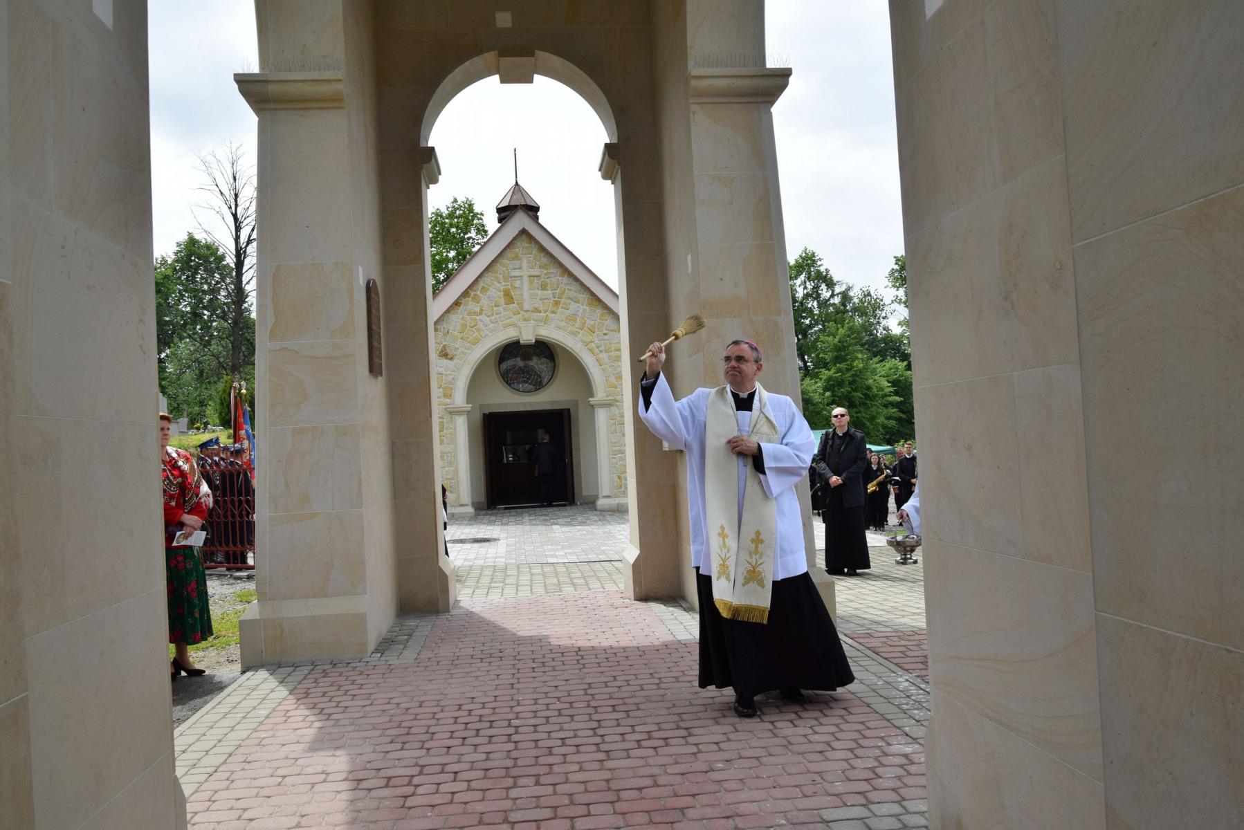 2021.05.30-Odpust-MB-Wisniowskiej-z-poswieceniem-kaplicy-przedpogrzebowej_10