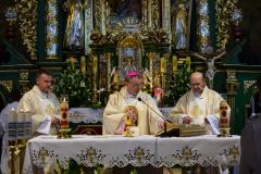 2021.05.30 Odpust MB Wiśniowskiej z poświęceniem kaplicy przedpogrzebowej