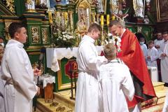 2021.06.29 Jubileusz 15-lecia sakramentu Święceń kapłańskich i imieniny ks. Piotra Pietruszki