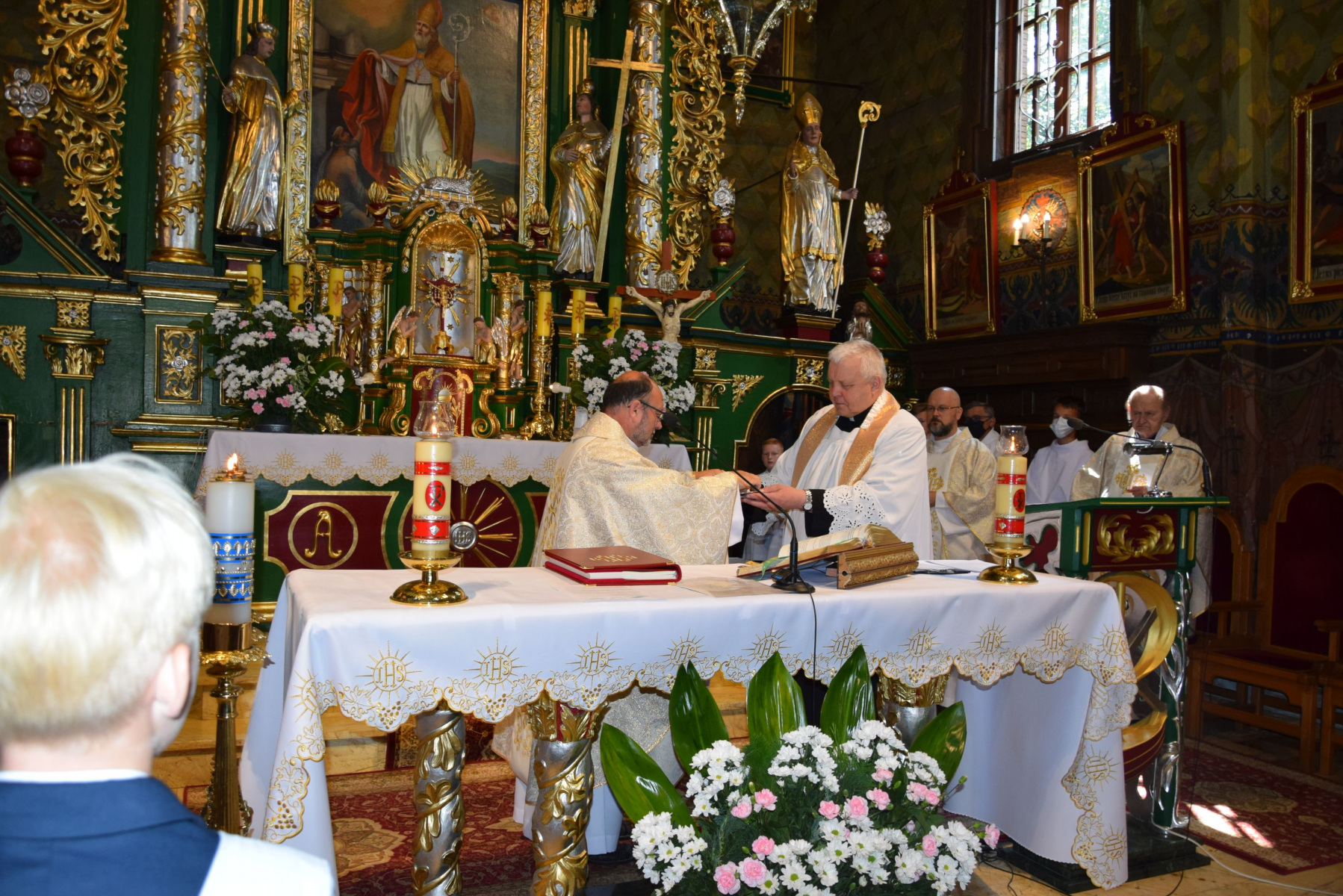 2021.07.04-Kanoniczne-objecie-parafii-przez-ksiedza-Proboszcza-Jacka-Budzonia_1